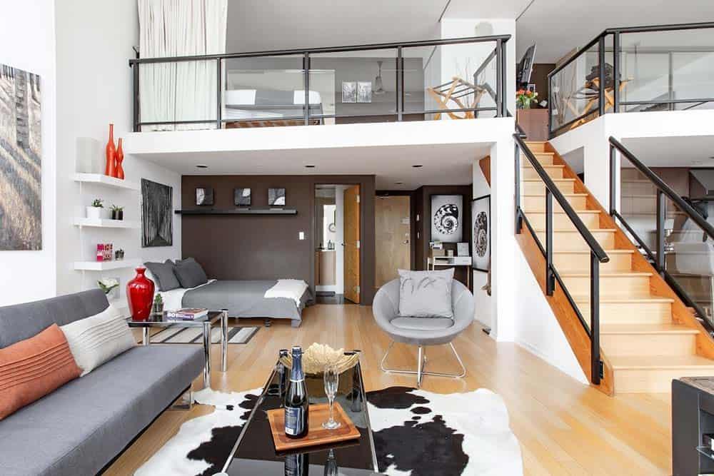 modern loft airbnb vancouver bc