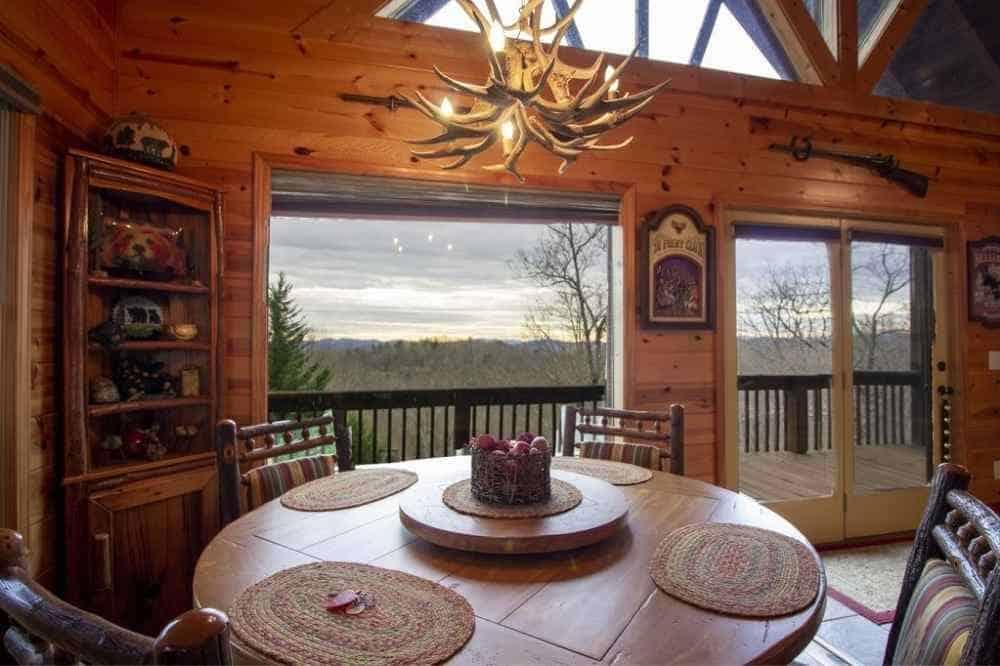 mountain cabin rental murphy nc