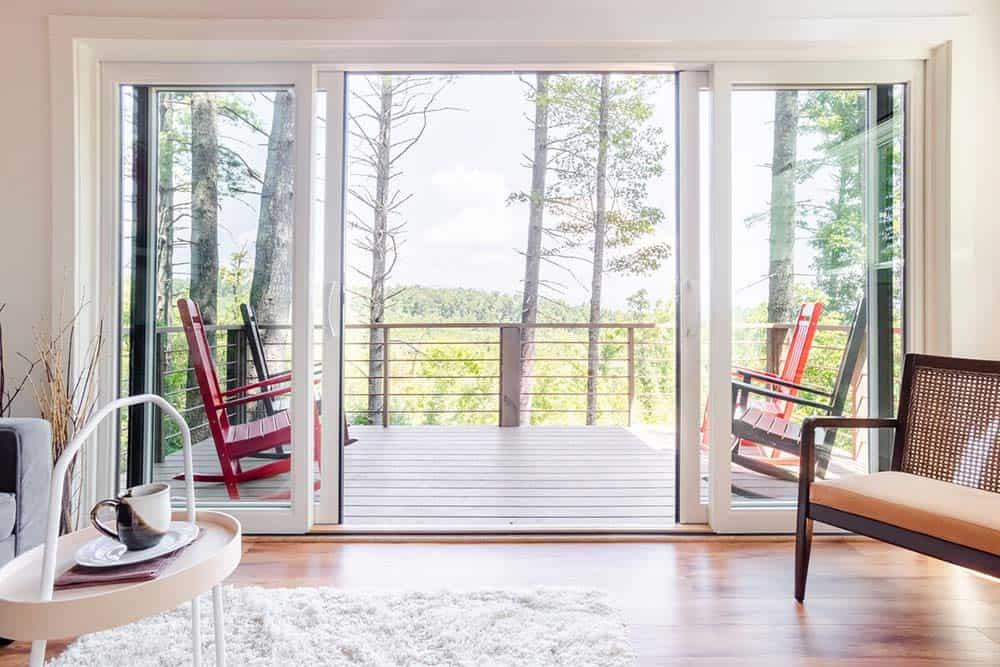 north carolina treehouse airbnb