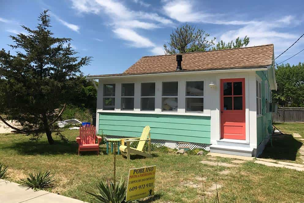 oceanfront cottage rental nj
