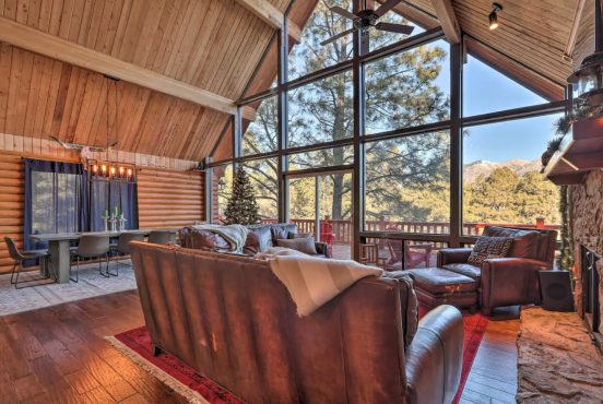 pet-friendly cabin rentals flagstaff arizona