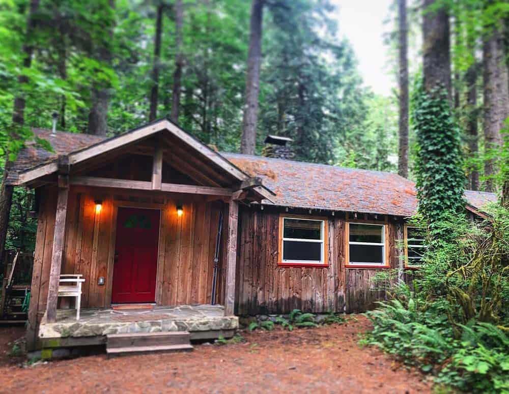 podunk cabin rental oregon