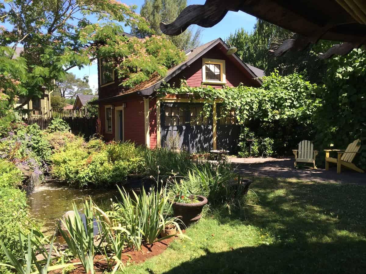 portland oregon cottage rental