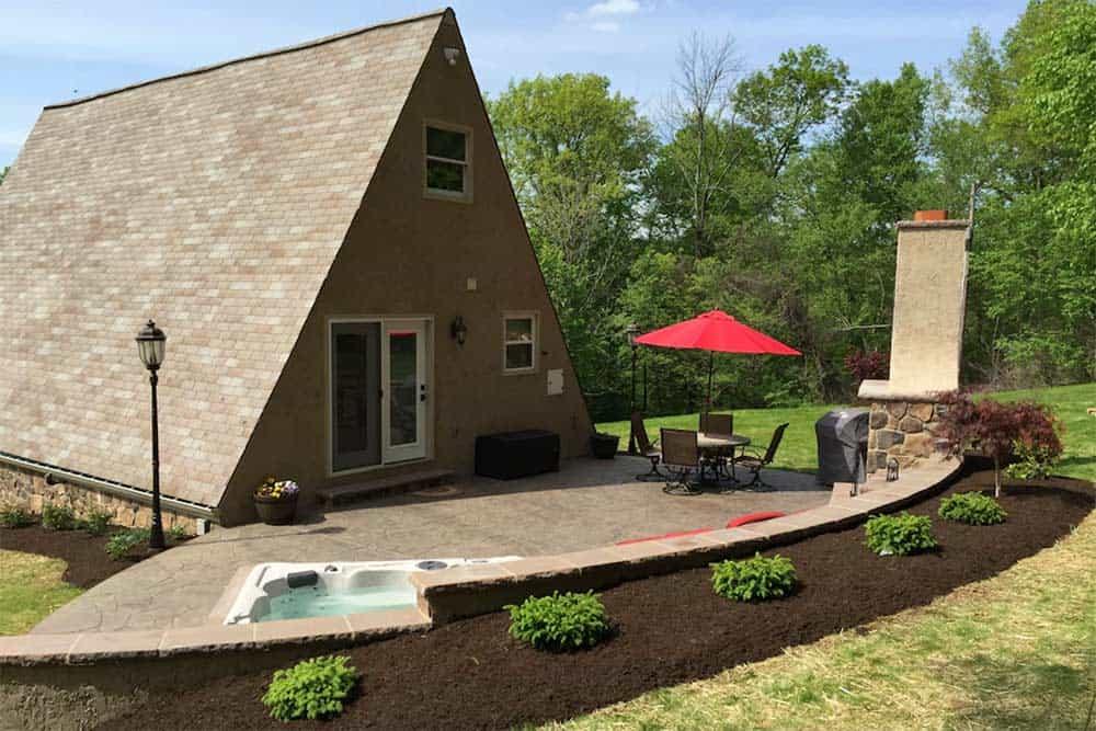 private hills chalet penn cabin rental