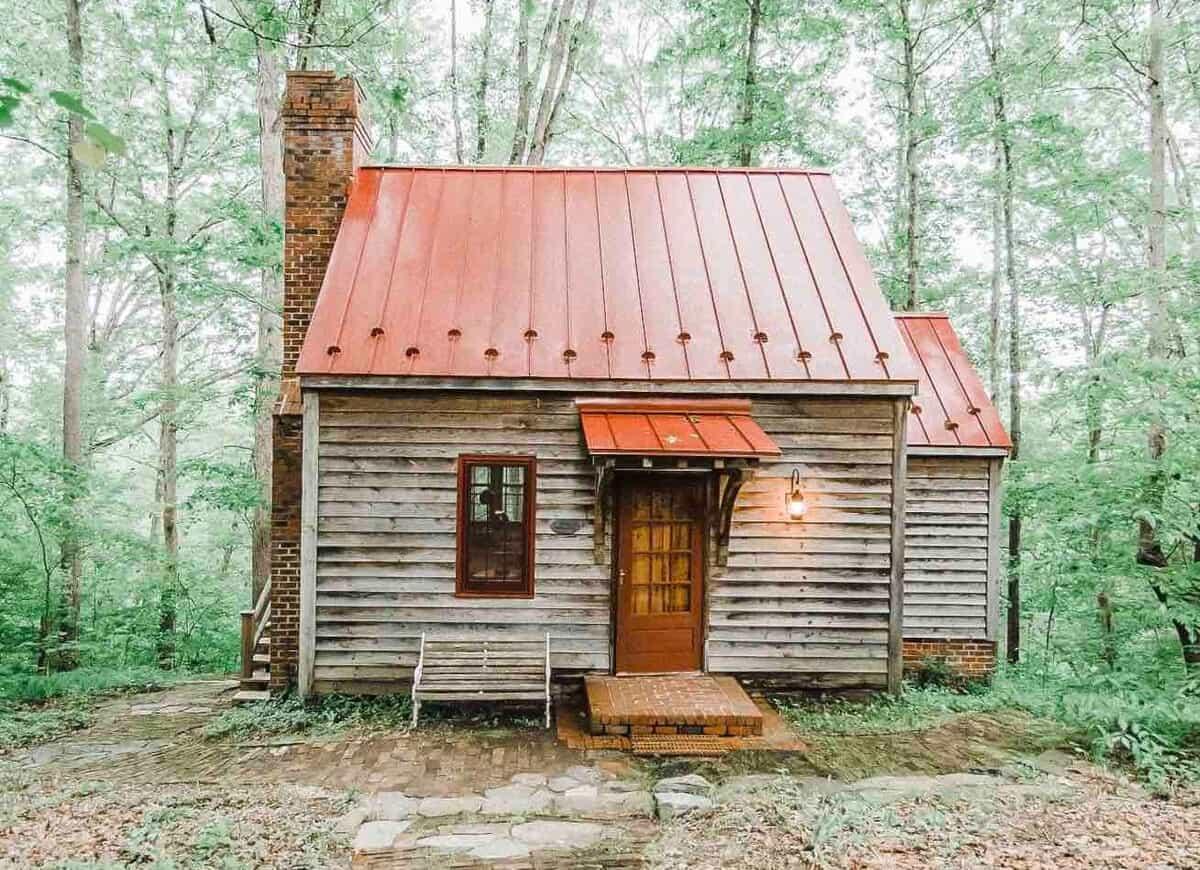 riverside cabin virginia