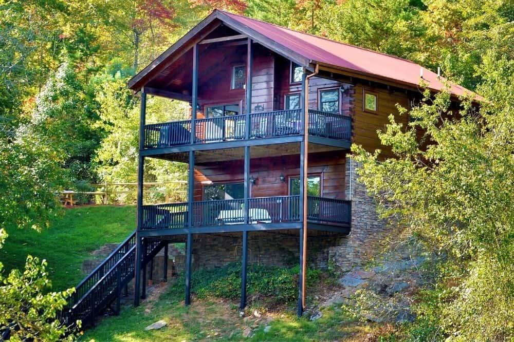 riverview lodge murphy nc