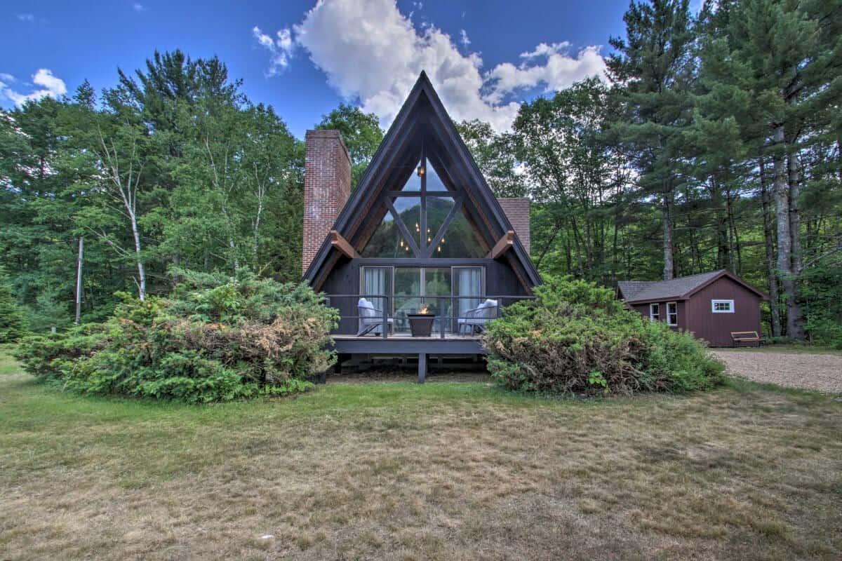 saco river airbnb cabin