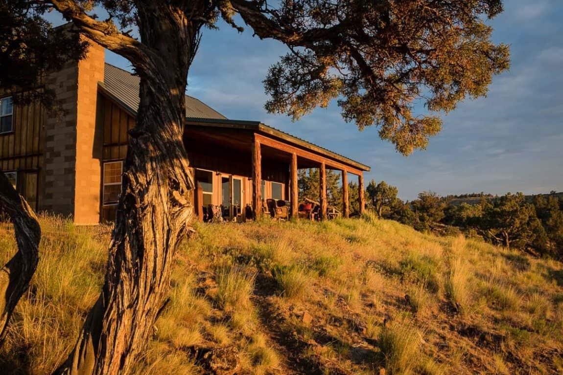 secluded cabin rentals oregon