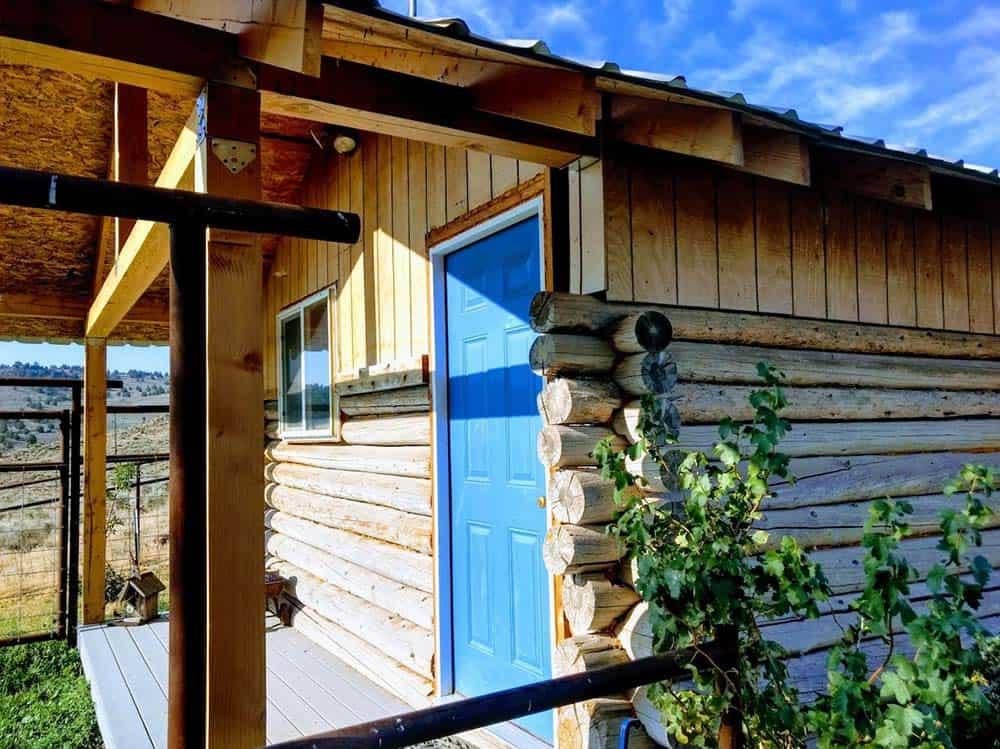 secluded eastern oregon cabin rental