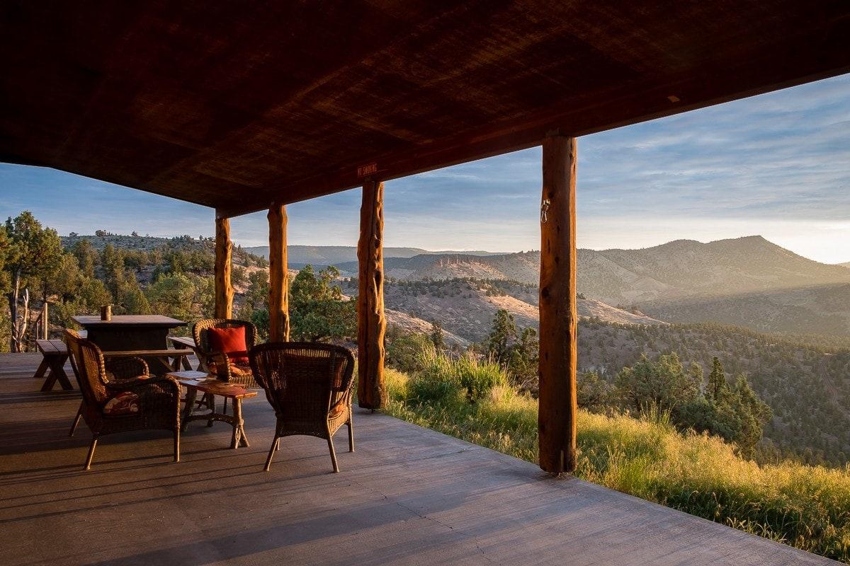 secluded oregon cabin rental