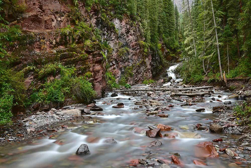south mineral creek colorado