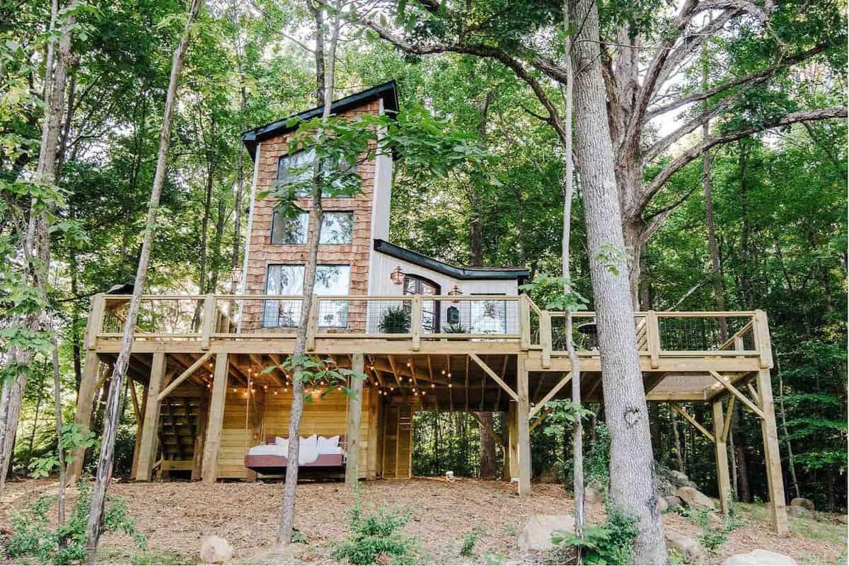 the carolina treehouse