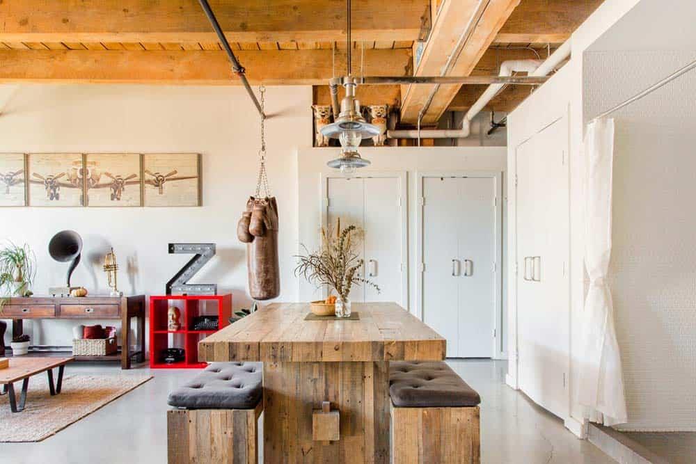 vintage loft airbnb vancouver bc