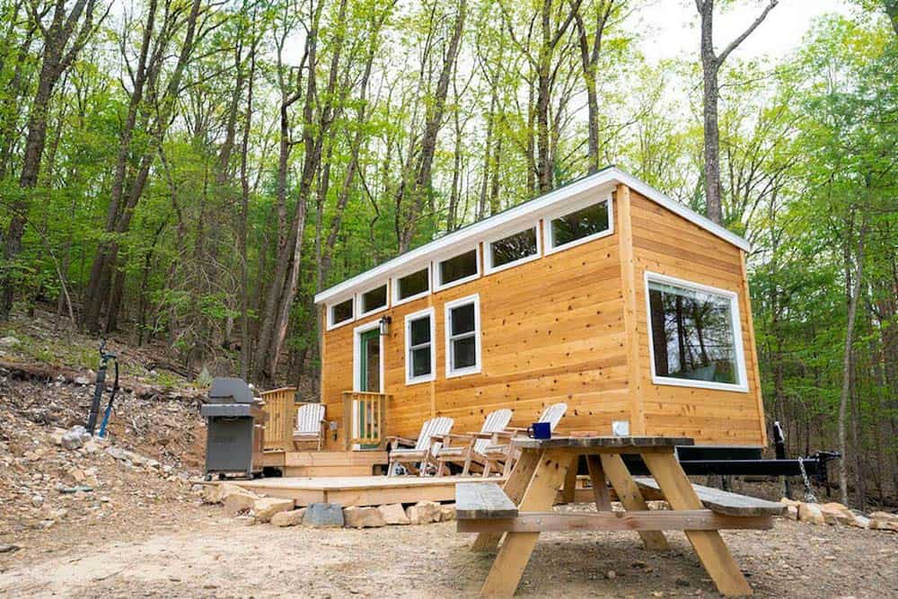 west virginia tiny house airbnb