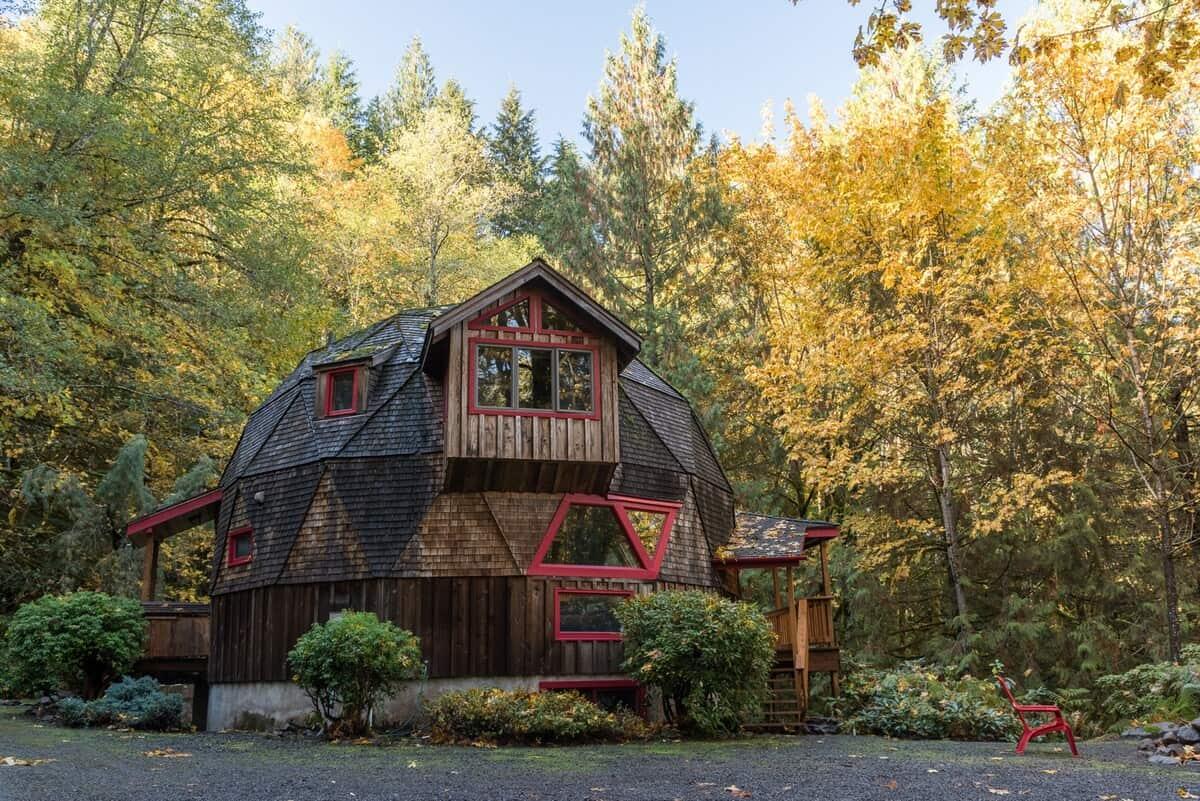 Cedar Creek Hideaway cabin