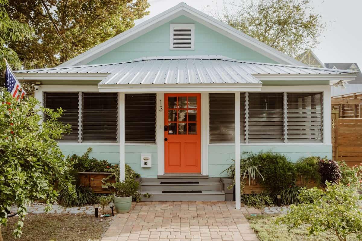Clark Cottage florida airbnb rental