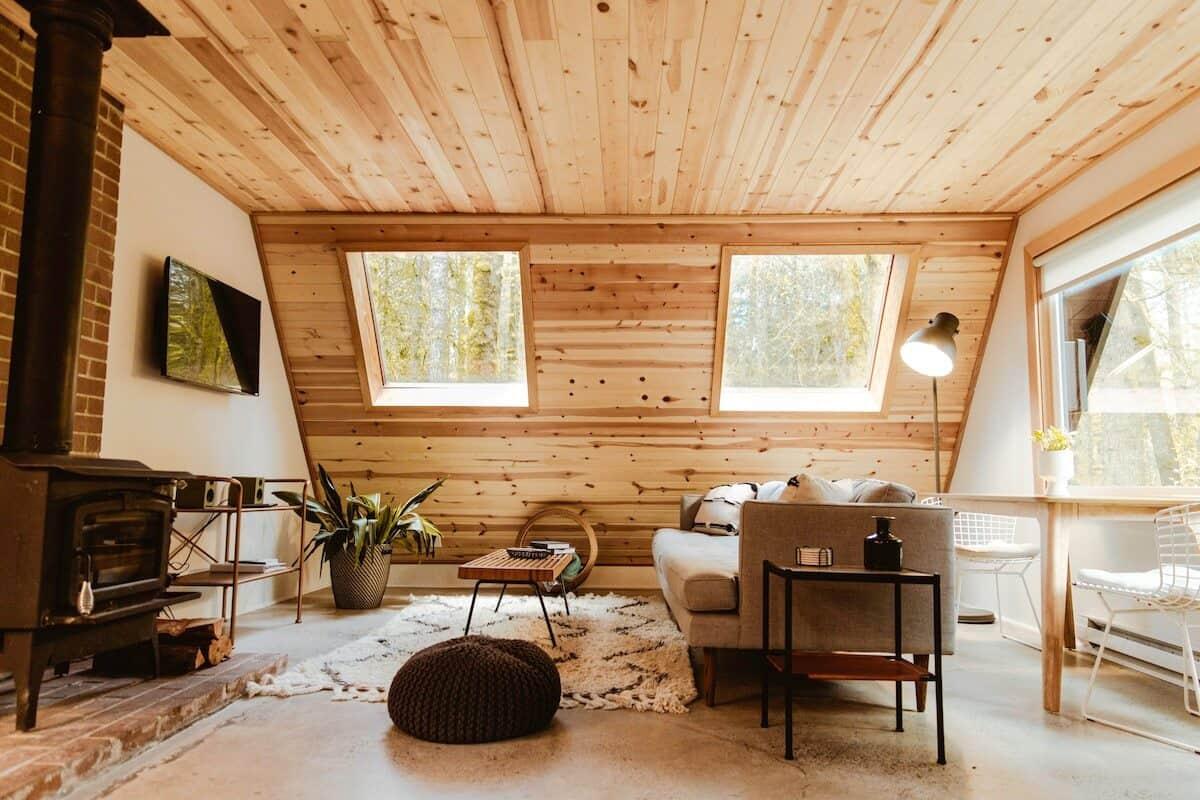 Niksen House cabin