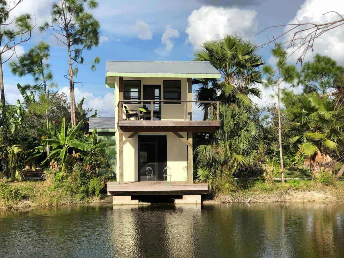 Picayune Strand Treetop Bungalow