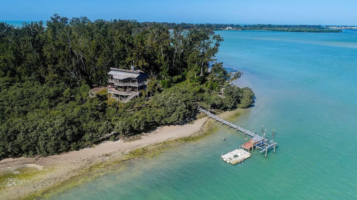 Private Island Retreat florida