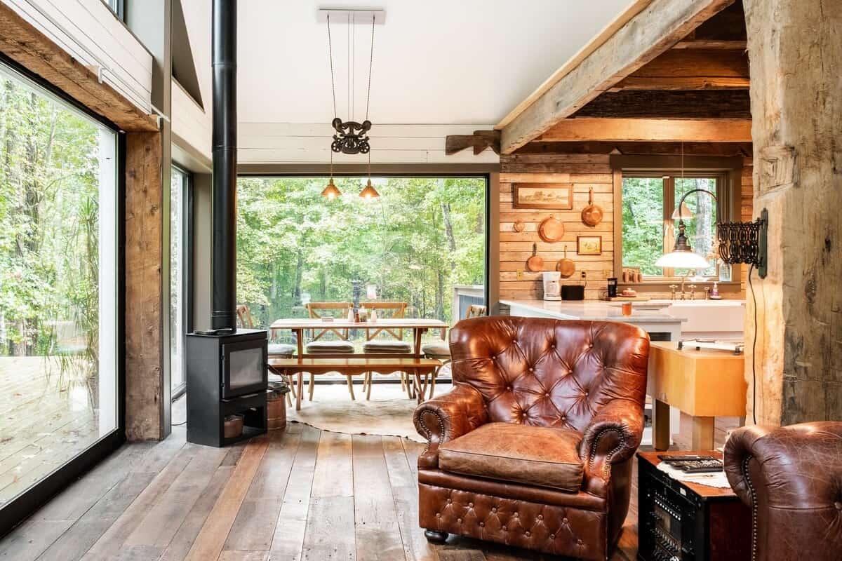 Secluded Cabin near Nashville