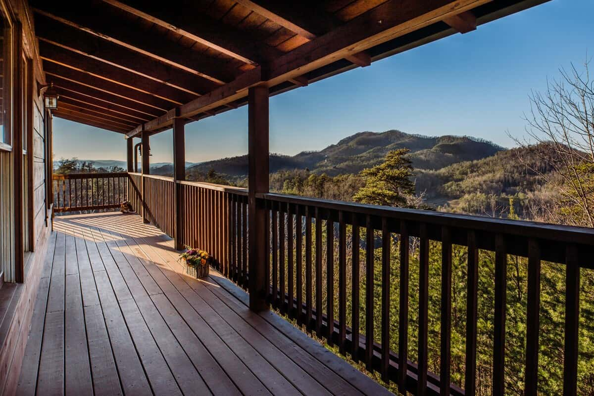 Smoky Mountains cabin rental