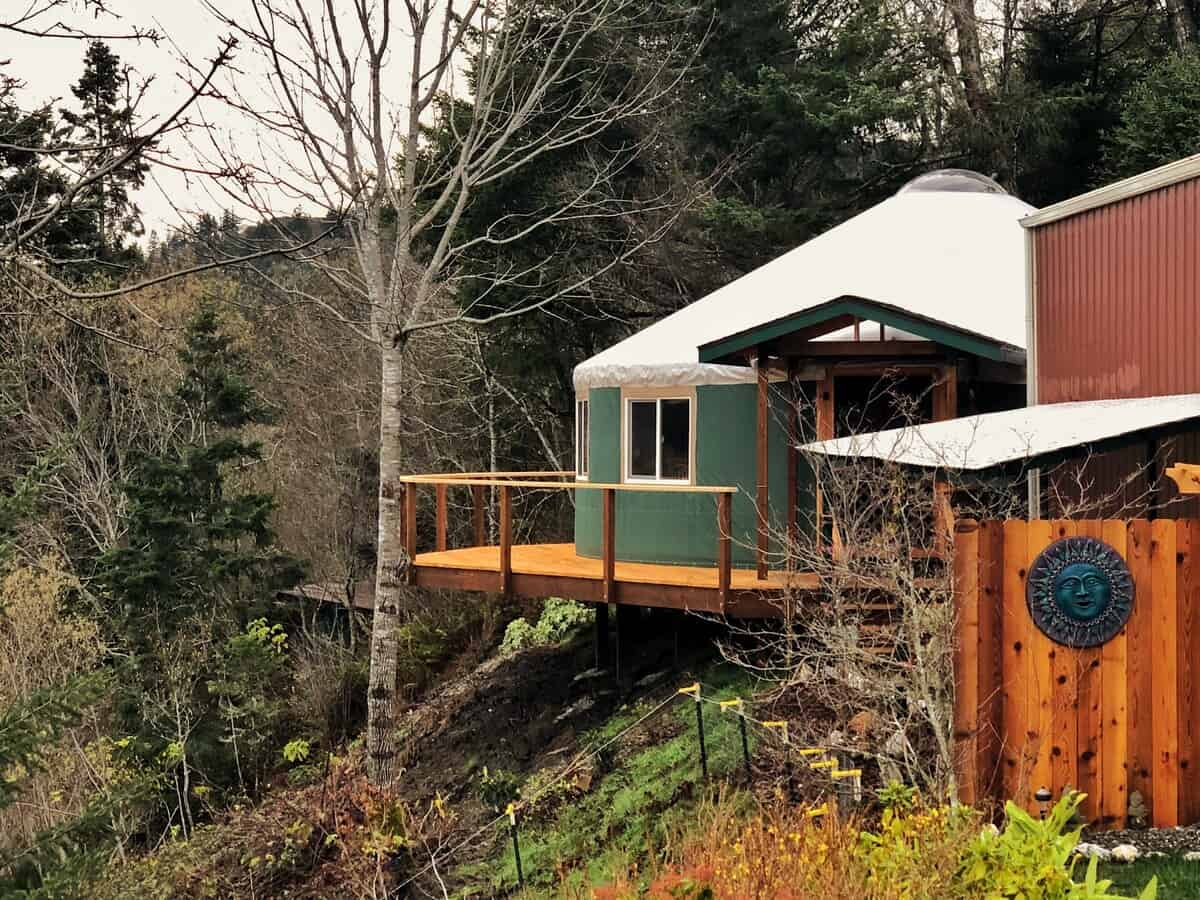 The Yurt on Eagleview