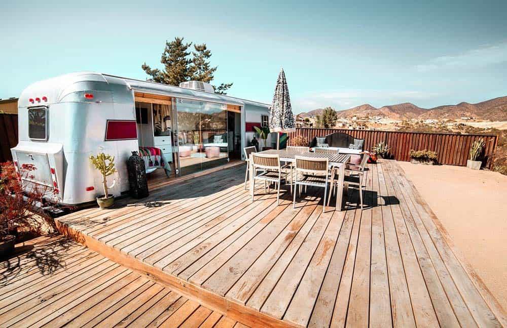 airstream airbnb en