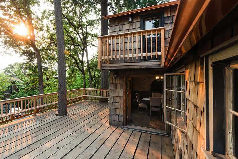 cabin airbnb eugene oregon