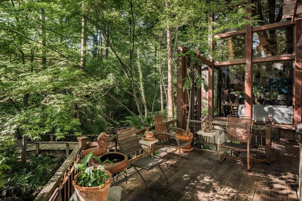 dallas treehouse rental