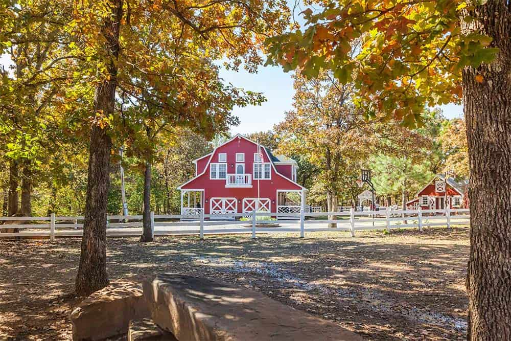 farm stay airbnb oklahoma