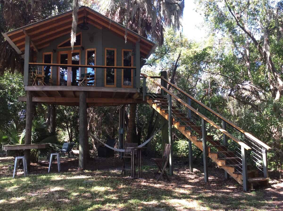 florida treehouse airbnb