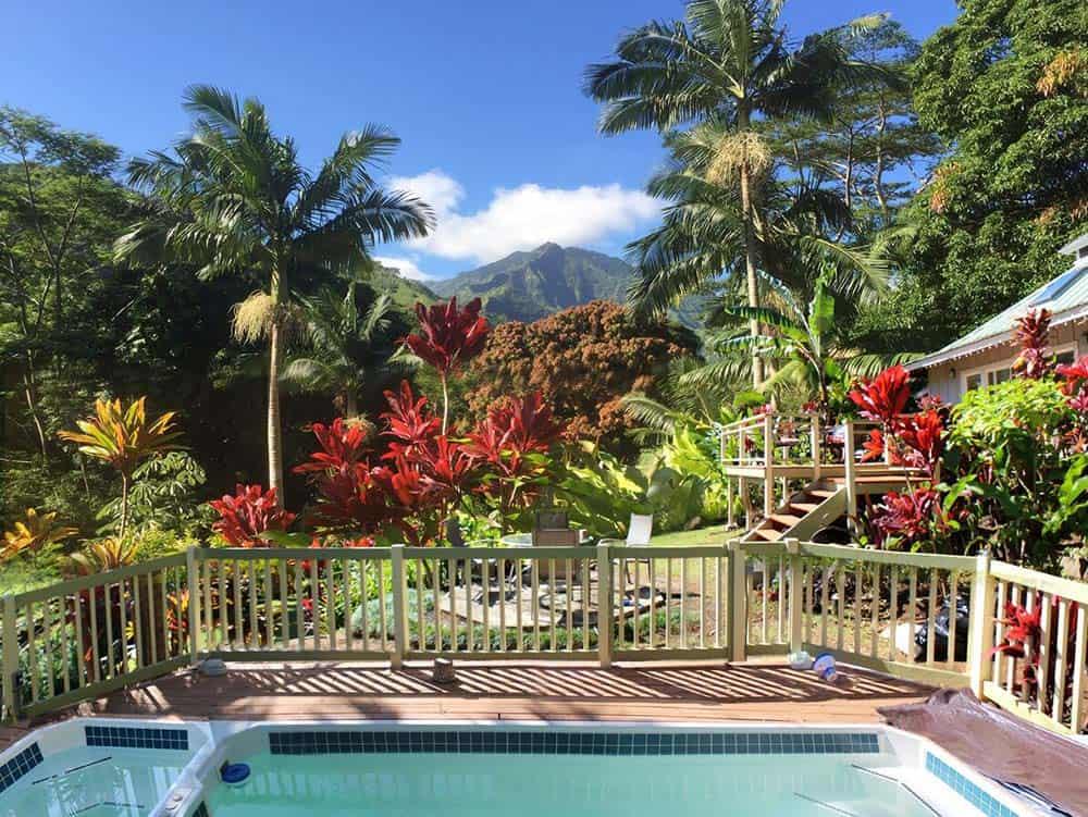 garden airbnb hawaii