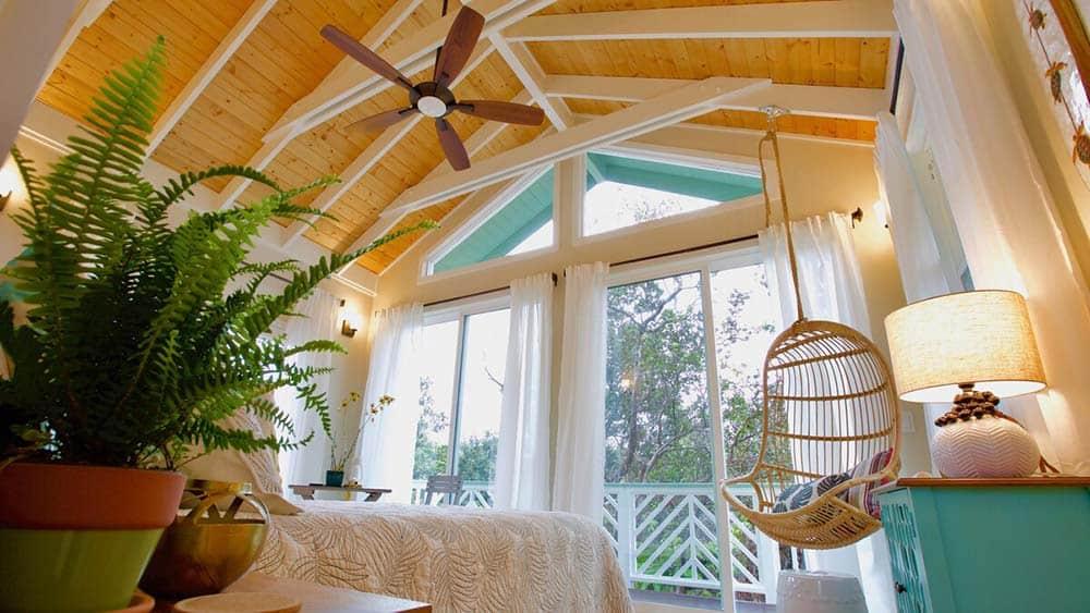 hawaii big island treehouse airbnb
