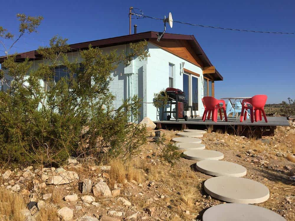 Joshua Tree Secluded Cabin Rental