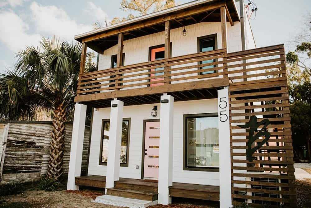 loft airbnb st augustine