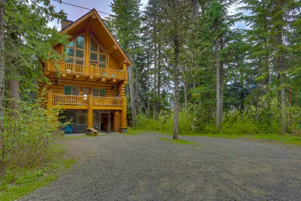 log cabin rental mount hood