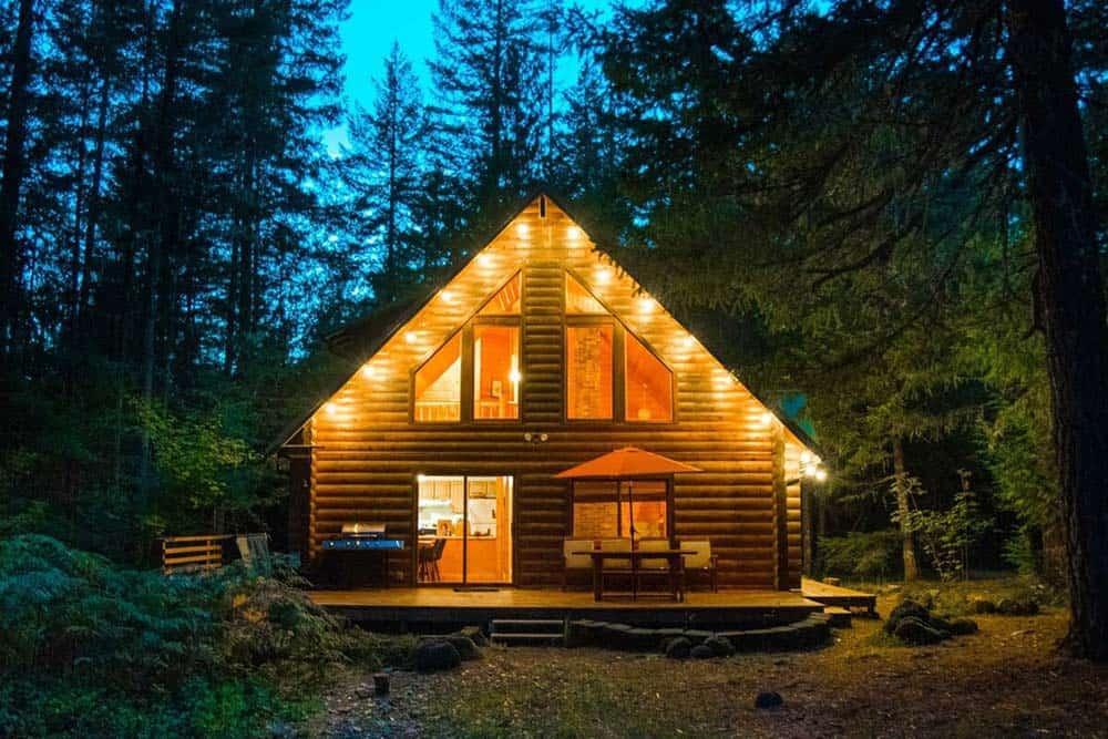 majestic mount hood cabin