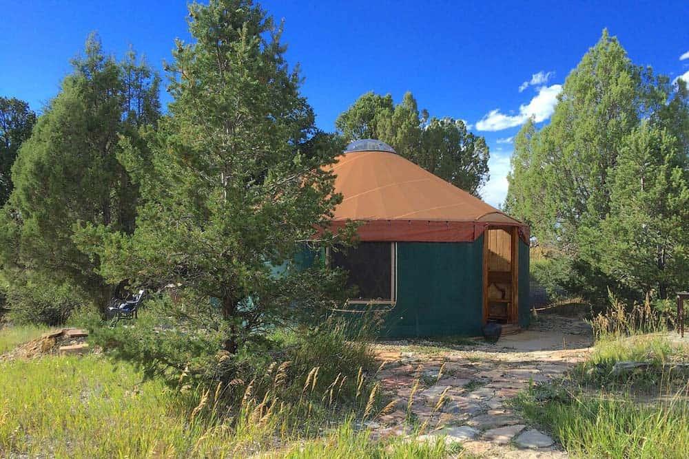 mesa verde yurt rental