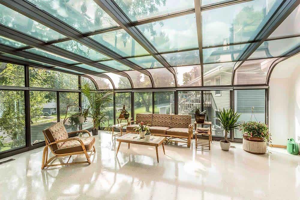 mid century airbnb south dakota