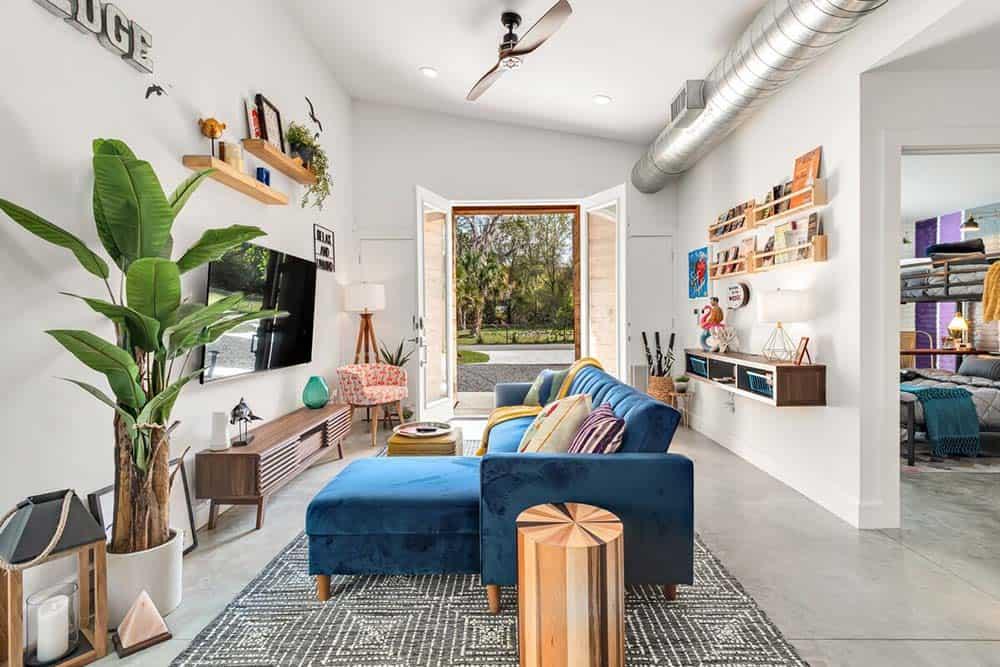modern airbnb st augustine