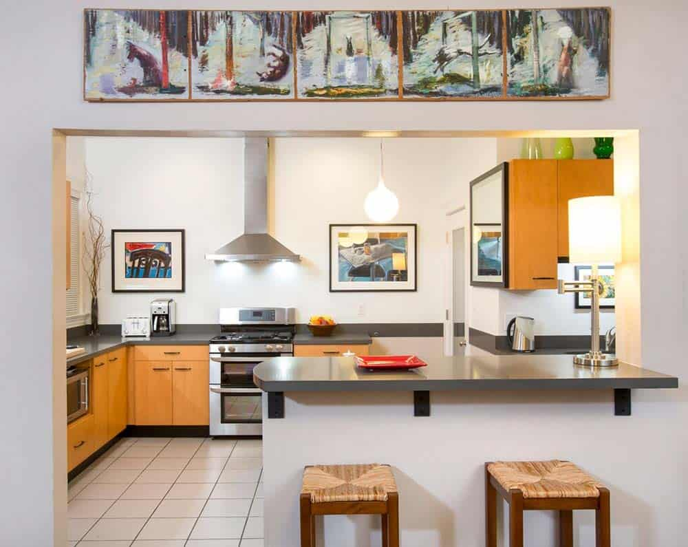 modern san francisco airbnb