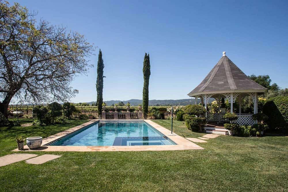 napa valley vineyard airbnb
