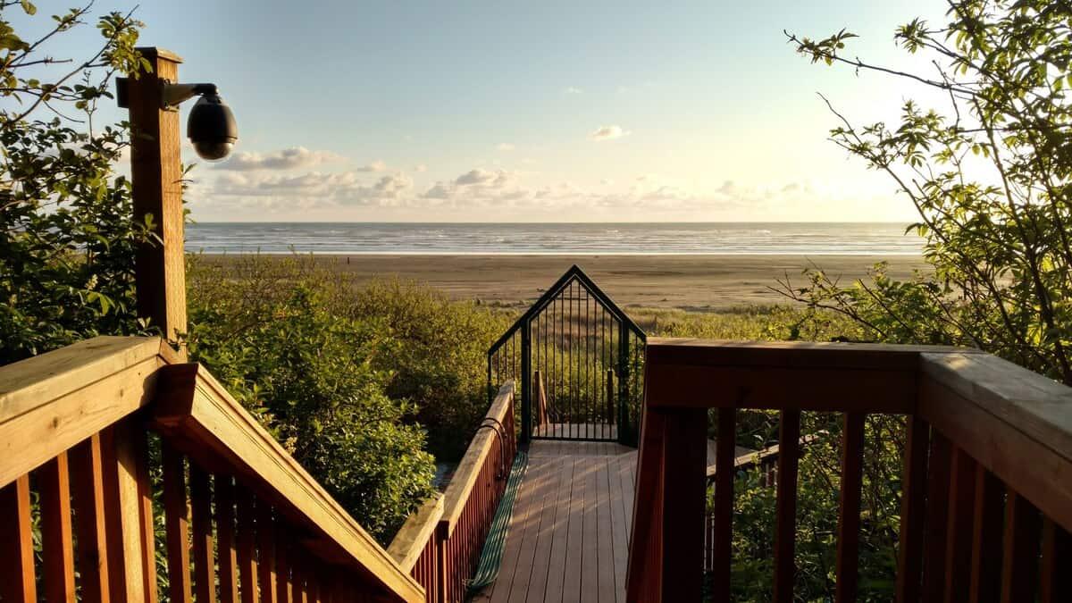 ocean house olympic airbnb