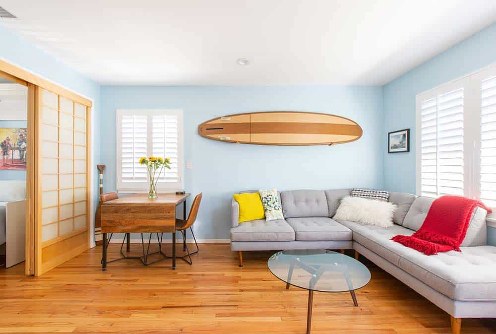 quiet escape venice beach airbnb