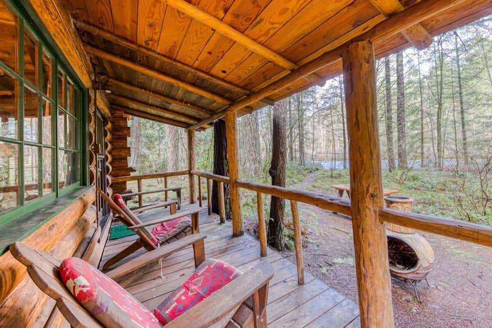 riverfront steiner cabin mt hood