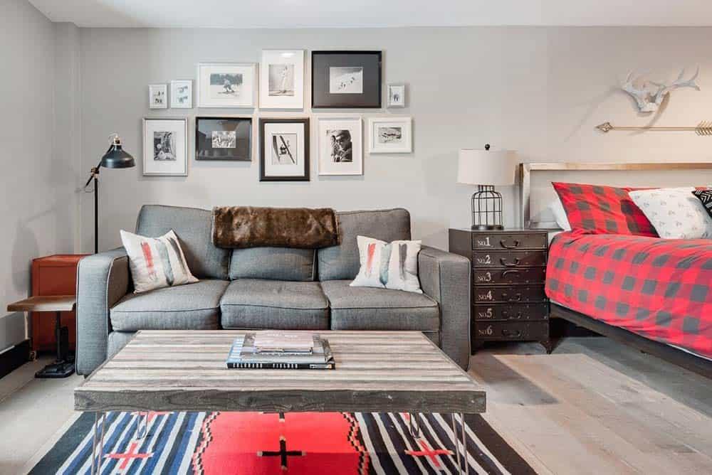 rustic modern breck studio airbnb