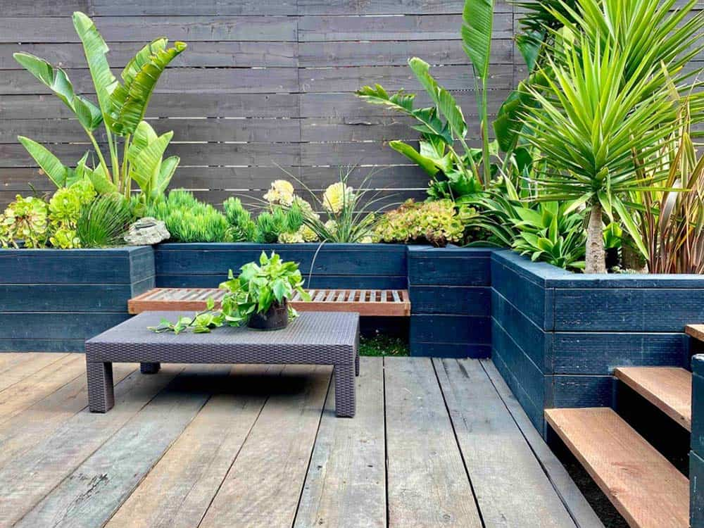 san francisco garden airbnb
