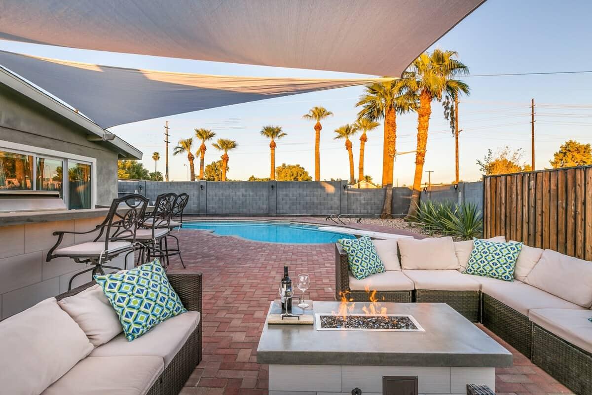 scottsdale home airbnb rental