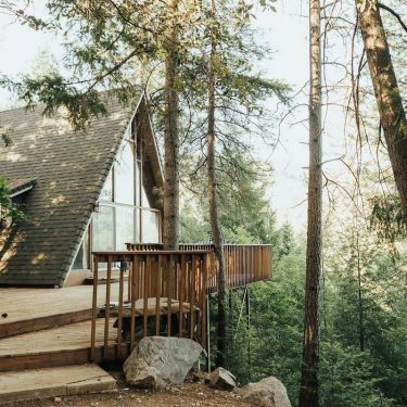 secluded california cabin rentals