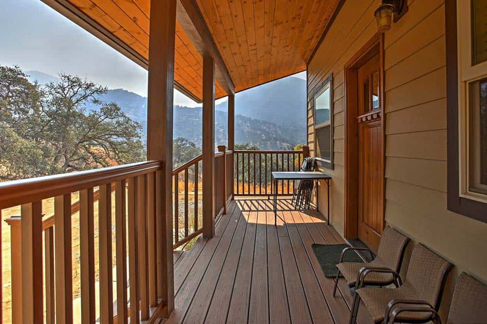 sequoia river ranch cabin